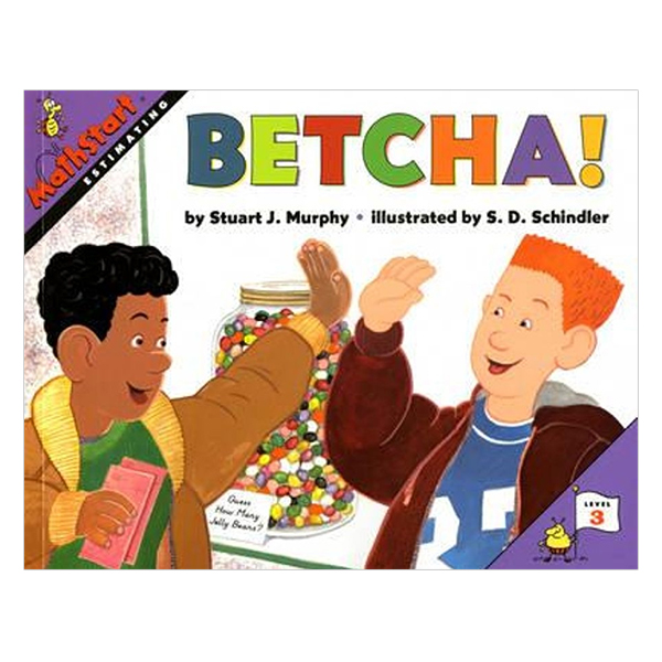 Betcha! Estimating (Mathstart Level 3)