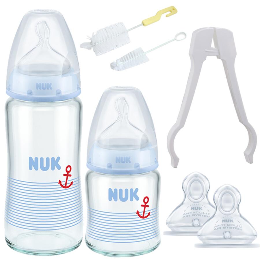 Bình Bú Sữa Silicone NUK - 1455240 , 3504703403436 , 62_9329908 , 941000 , Binh-Bu-Sua-Silicone-NUK-62_9329908 , tiki.vn , Bình Bú Sữa Silicone NUK