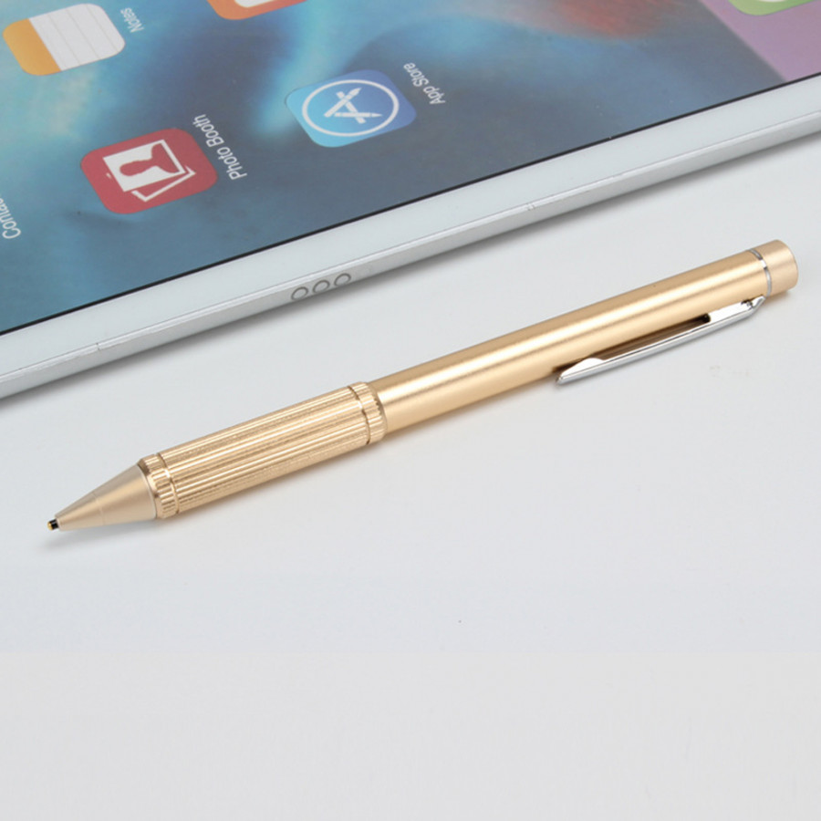 Pen Nib Active Capacitive Pen Stylus For Tablet Mobile Phone Laptop Computer Touch Screen Pen Metal Pencil - 860651 , 5935824762283 , 62_14583837 , 739000 , Pen-Nib-Active-Capacitive-Pen-Stylus-For-Tablet-Mobile-Phone-Laptop-Computer-Touch-Screen-Pen-Metal-Pencil-62_14583837 , tiki.vn , Pen Nib Active Capacitive Pen Stylus For Tablet Mobile Phone Laptop Com