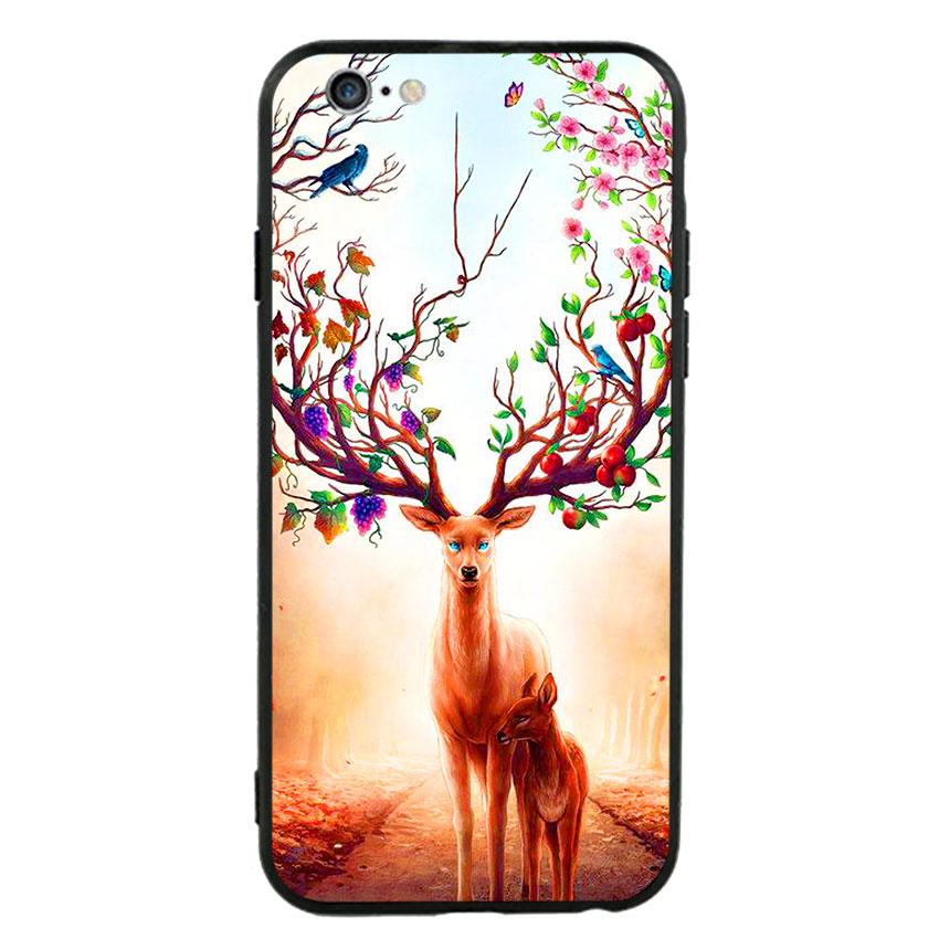 Ốp Lưng Viền TPU cho điện thoại Iphone 6 Plus/6s Plus -Deer 01 - 6112942 , 2968833734074 , 62_15870911 , 200000 , Op-Lung-Vien-TPU-cho-dien-thoai-Iphone-6-Plus-6s-Plus-Deer-01-62_15870911 , tiki.vn , Ốp Lưng Viền TPU cho điện thoại Iphone 6 Plus/6s Plus -Deer 01