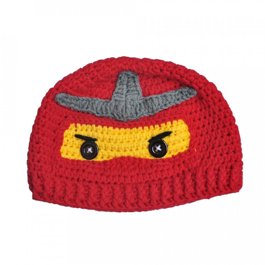 Nón Len Ninja Đỏ Latin Handmade LTH022 - 1346865 , 9921206355828 , 62_5845175 , 150000 , Non-Len-Ninja-Do-Latin-Handmade-LTH022-62_5845175 , tiki.vn , Nón Len Ninja Đỏ Latin Handmade LTH022
