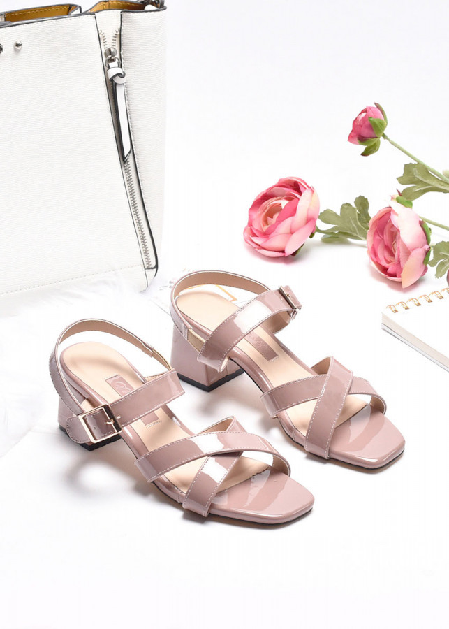 Giày sandal quai chéo Merly 1132