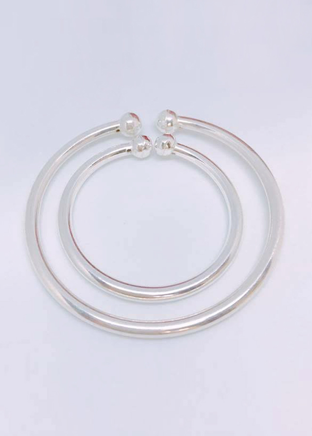 Lắc tay đôi cho mẹ và bé chất liệu bạc ta - Bạc BSJ - 1664882 , 6900576645107 , 62_11903141 , 880000 , Lac-tay-doi-cho-me-va-be-chat-lieu-bac-ta-Bac-BSJ-62_11903141 , tiki.vn , Lắc tay đôi cho mẹ và bé chất liệu bạc ta - Bạc BSJ