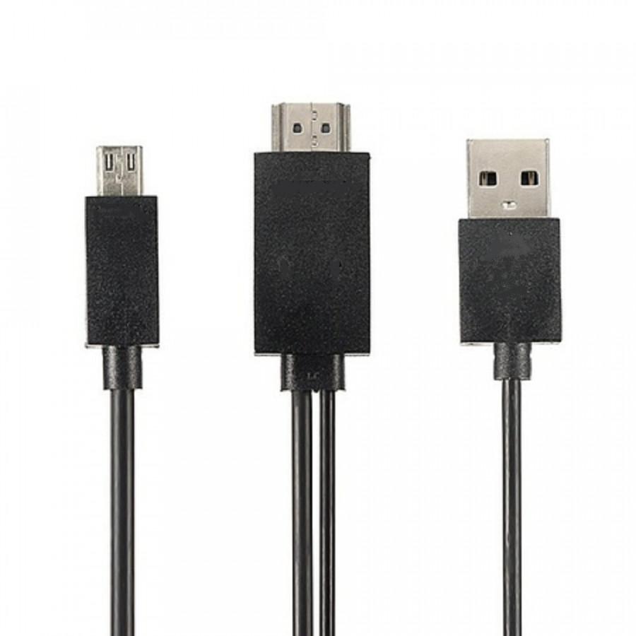 Micro USB MHL To HDMI AV HD TV Adapter Converter Cable Cord Lead For Phone - 2095117 , 9458749153593 , 62_12682544 , 323000 , Micro-USB-MHL-To-HDMI-AV-HD-TV-Adapter-Converter-Cable-Cord-Lead-For-Phone-62_12682544 , tiki.vn , Micro USB MHL To HDMI AV HD TV Adapter Converter Cable Cord Lead For Phone