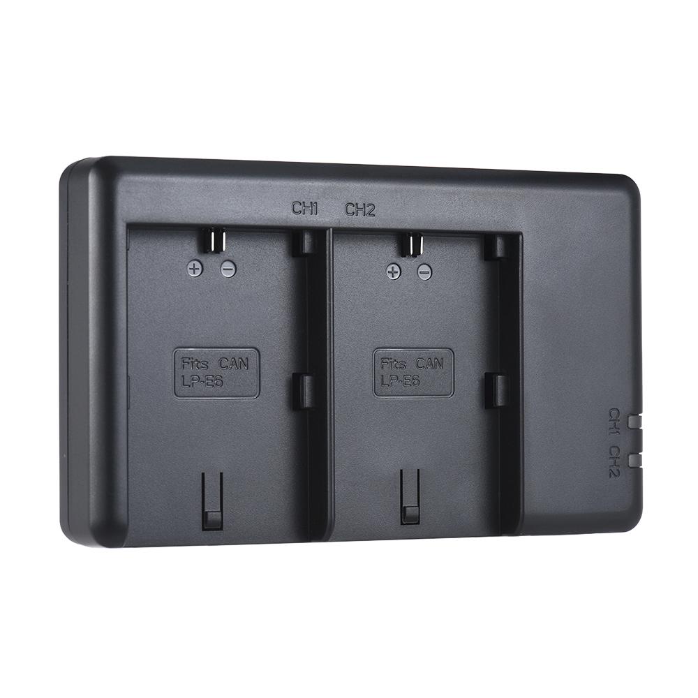 Bộ Sạc Pin Máy Ảnh FB LP-E6 Đầu Vào Micro-USB 2 Kênh Cho Canon 5D Mark II III IV 5Ds 5Ds R 70D 6D 5Ds 80D 7D 7DII 60D DSLR BG-E14... - 18434781 , 3617331696658 , 62_21301904 , 335000 , Bo-Sac-Pin-May-Anh-FB-LP-E6-Dau-Vao-Micro-USB-2-Kenh-Cho-Canon-5D-Mark-II-III-IV-5Ds-5Ds-R-70D-6D-5Ds-80D-7D-7DII-60D-DSLR-BG-E14...-62_21301904 , tiki.vn , Bộ Sạc Pin Máy Ảnh FB LP-E6 Đầu Vào Micro-U