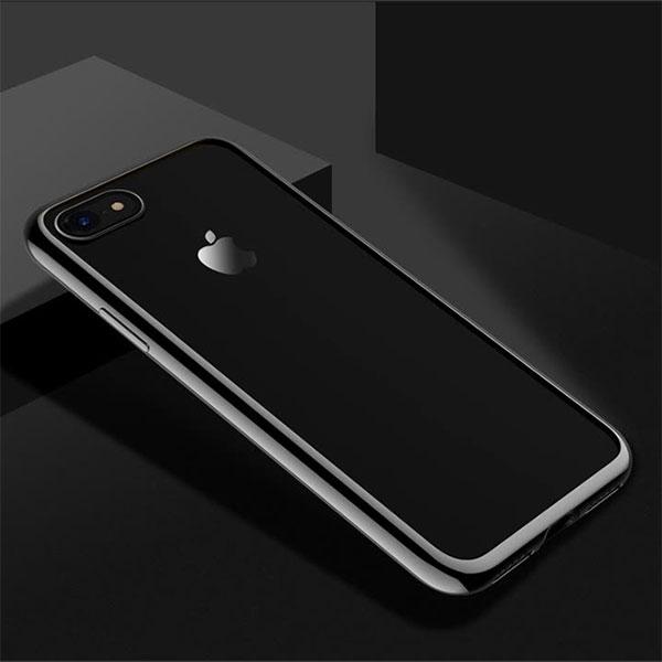 Ốp Lưng Silicon dành cho iPhone 7/8/7s KEKLLE - Đen - 869913 , 2792944874004 , 62_2935799 , 91000 , Op-Lung-Silicon-danh-cho-iPhone-7-8-7s-KEKLLE-Den-62_2935799 , tiki.vn , Ốp Lưng Silicon dành cho iPhone 7/8/7s KEKLLE - Đen