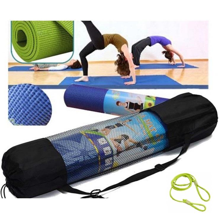 Thảm Yoga miDoctor + Bao Thảm Yoga - 15989819 , 6090449364751 , 62_20736447 , 259000 , Tham-Yoga-miDoctor-Bao-Tham-Yoga-62_20736447 , tiki.vn , Thảm Yoga miDoctor + Bao Thảm Yoga