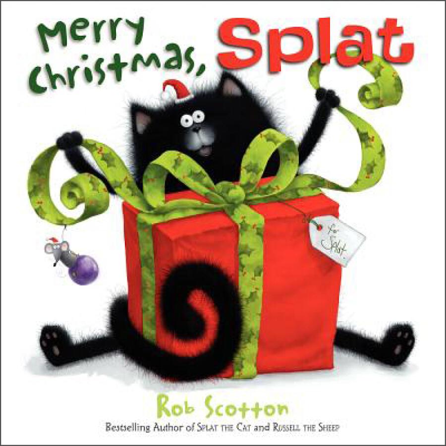 Merry Christmas Splat (Splat the Cat) - 1237107 , 9490427366161 , 62_5269535 , 1238000 , Merry-Christmas-Splat-Splat-the-Cat-62_5269535 , tiki.vn , Merry Christmas Splat (Splat the Cat)