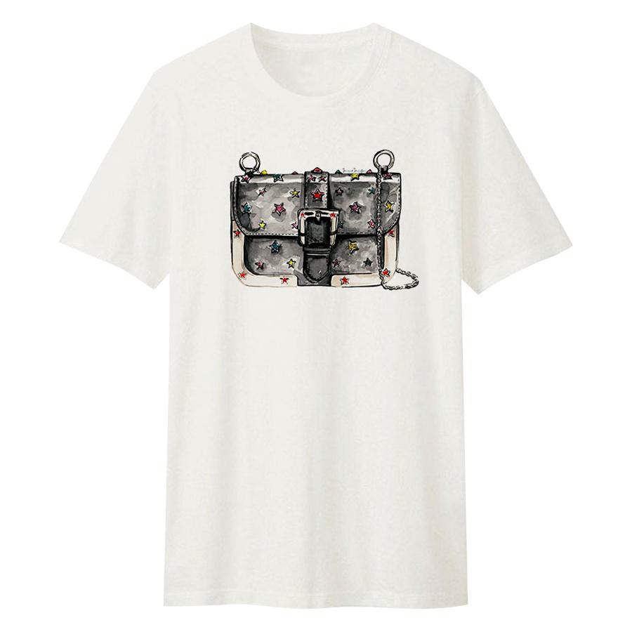 Áo T-shirt Dành Cho Bé DOTILO WATERCOLOR - d130