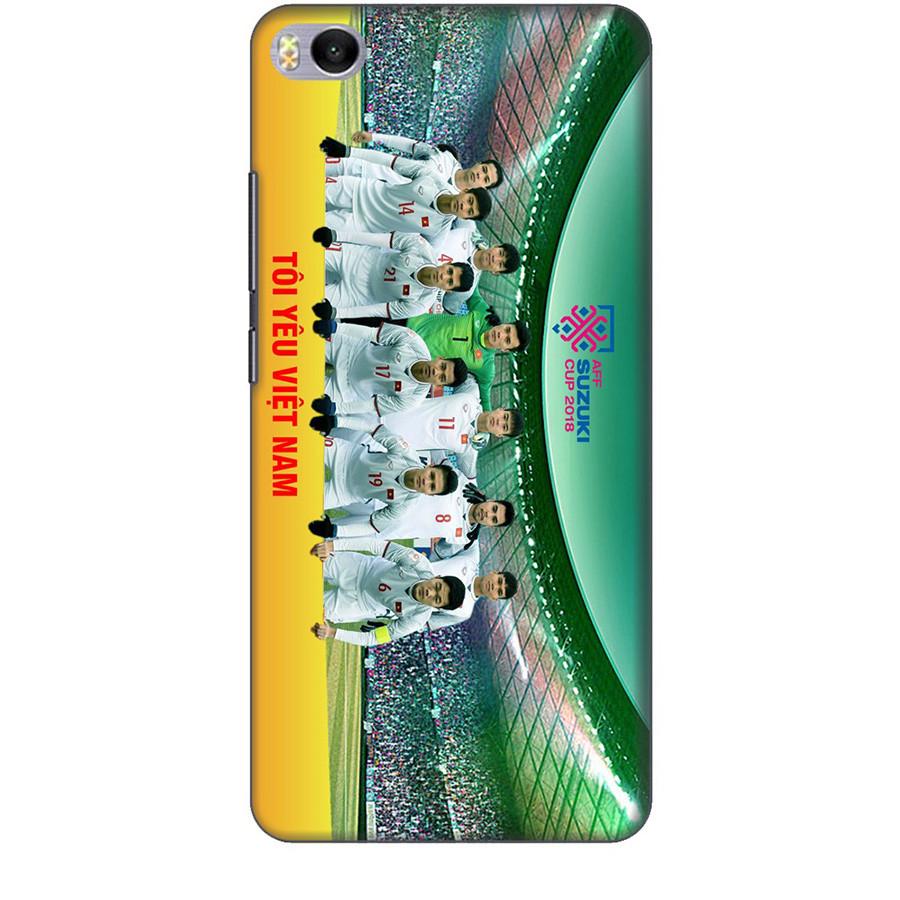 Ốp Lưng Dành Cho Xiaomi Mi 5S AFF Cup Đội Tuyển Việt Nam Mẫu 4