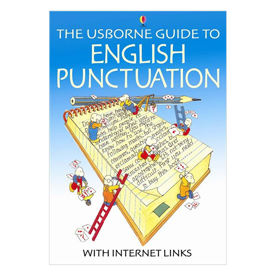 Usborne English Punctuation