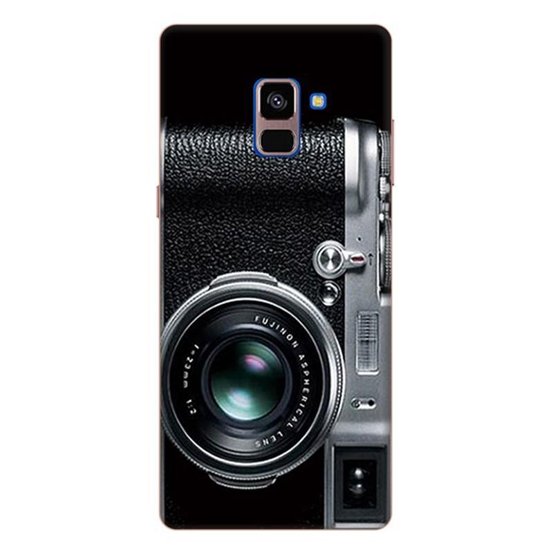 Ốp Lưng Dành Cho Samsung Galaxy A8 Plus - Mẫu 91