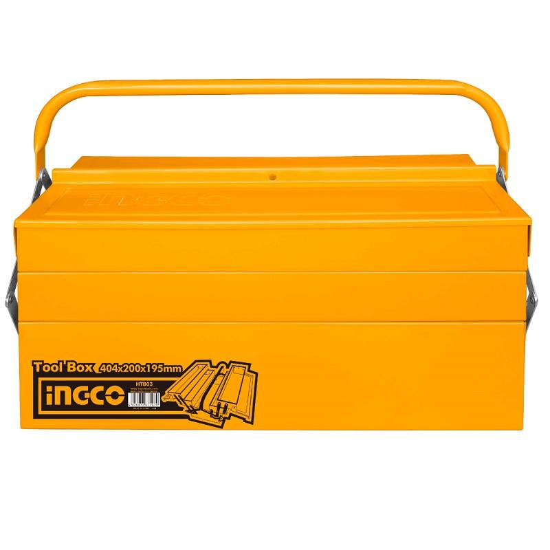 Hộp đựng đồ nghề (400 x 200 x 195mm) Ingco HTB03