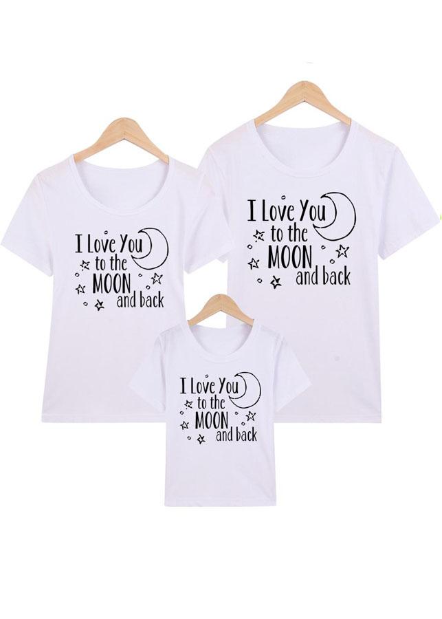 áo thun gia đình trắng I LOVE YOU TO THE MOON AND BACK -ATNK1106 - 5055464 , 6292738409840 , 62_15750909 , 300000 , ao-thun-gia-dinh-trang-I-LOVE-YOU-TO-THE-MOON-AND-BACK-ATNK1106-62_15750909 , tiki.vn , áo thun gia đình trắng I LOVE YOU TO THE MOON AND BACK -ATNK1106