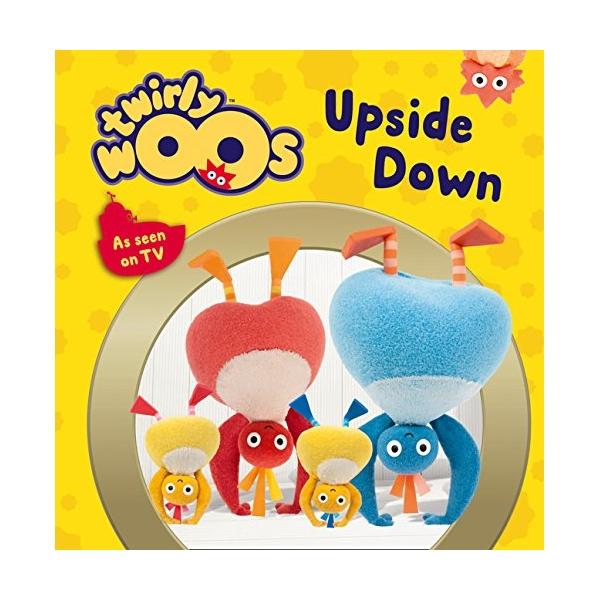 Twirlywoos: Upside Down