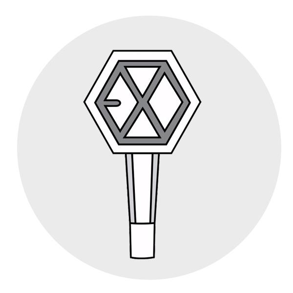 Popsocket EXO giá điện thoại