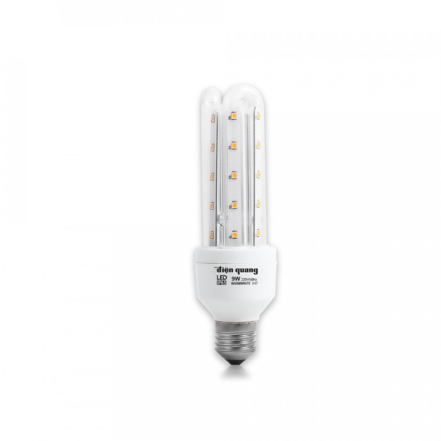 Đèn LED compact Điện Quang ĐQ LEDCP01 09765AW (9w, daylight, chống ẩm)