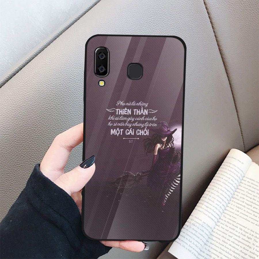 Ốp kính cường lực dành cho điện thoại Samsung Galaxy A7 2018/A750 - A8 STAR - A9 STAR - A50 - ngôn tình tâm trạng -... - 863160 , 2962165622191 , 62_14820468 , 205000 , Op-kinh-cuong-luc-danh-cho-dien-thoai-Samsung-Galaxy-A7-2018-A750-A8-STAR-A9-STAR-A50-ngon-tinh-tam-trang-...-62_14820468 , tiki.vn , Ốp kính cường lực dành cho điện thoại Samsung Galaxy A7 2018/A750 - A8 ST