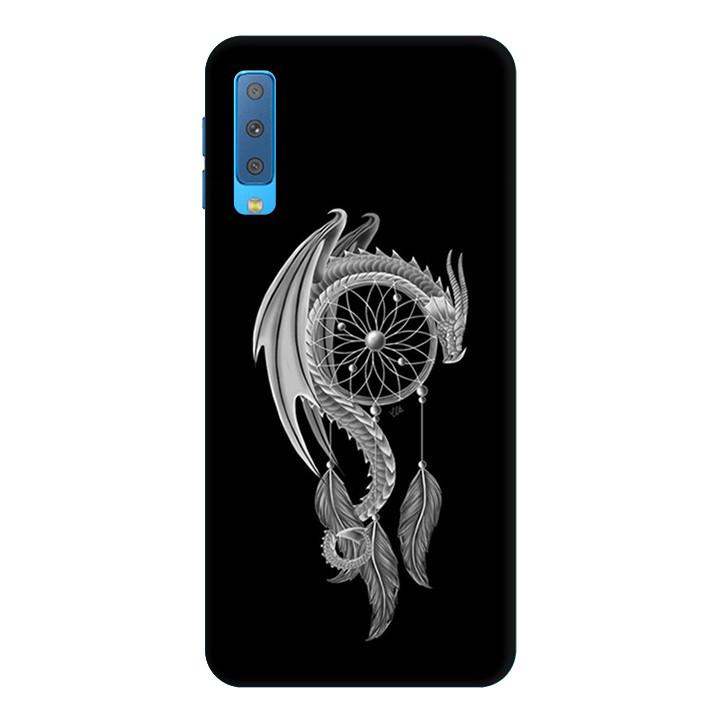 Ốp Lưng Dành Cho Điện Thoại Samsung Galaxy A7 2018 Dreamcatcher Mẫu 1