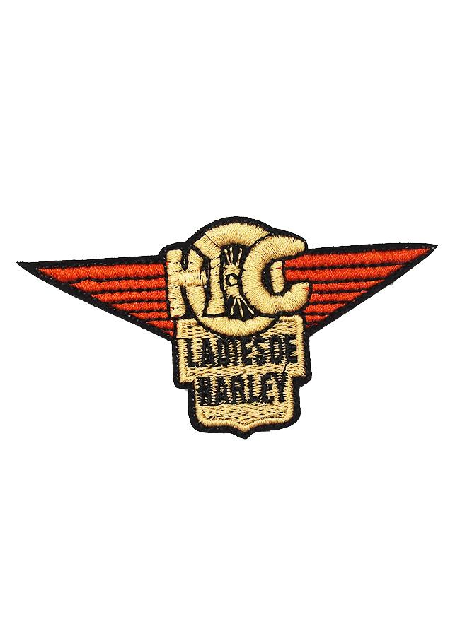 Patch ủi sticker vải - Ladiesde Harley