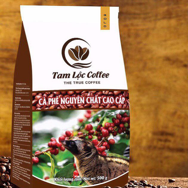 Tam Lộc Gold Coffee - Đỉnh cao của đam mê