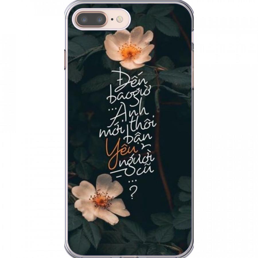Ốp Lưng Cho Điện Thoại iPhone 8 Plus - Mẫu TAMTRANG1263