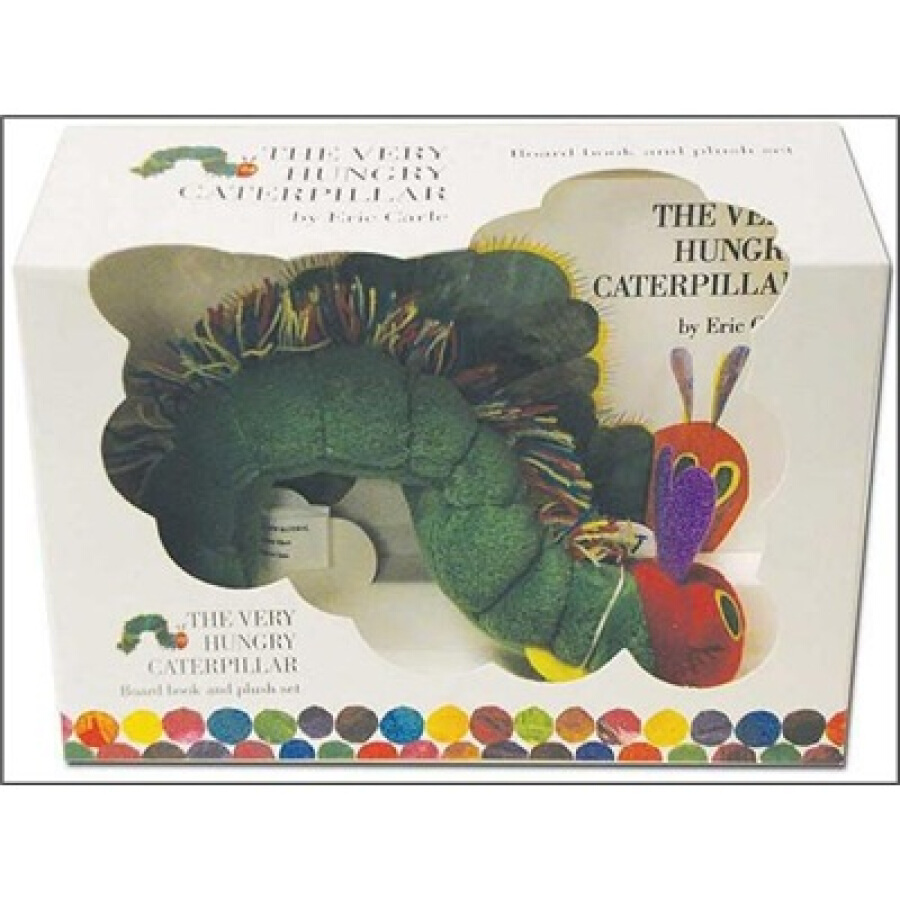 The Very Hungry Caterpillar [Board book] - 1231392 , 4253602940366 , 62_5253539 , 348000 , The-Very-Hungry-Caterpillar-Board-book-62_5253539 , tiki.vn , The Very Hungry Caterpillar [Board book]