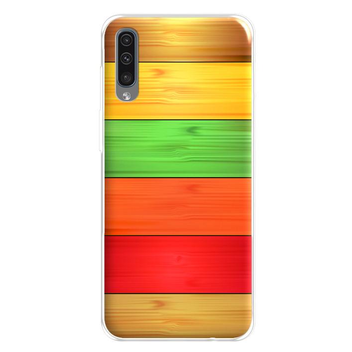 Ốp lưng dẻo cho điện thoại Samsung Galaxy A50 - 224 0049 SACMAU
