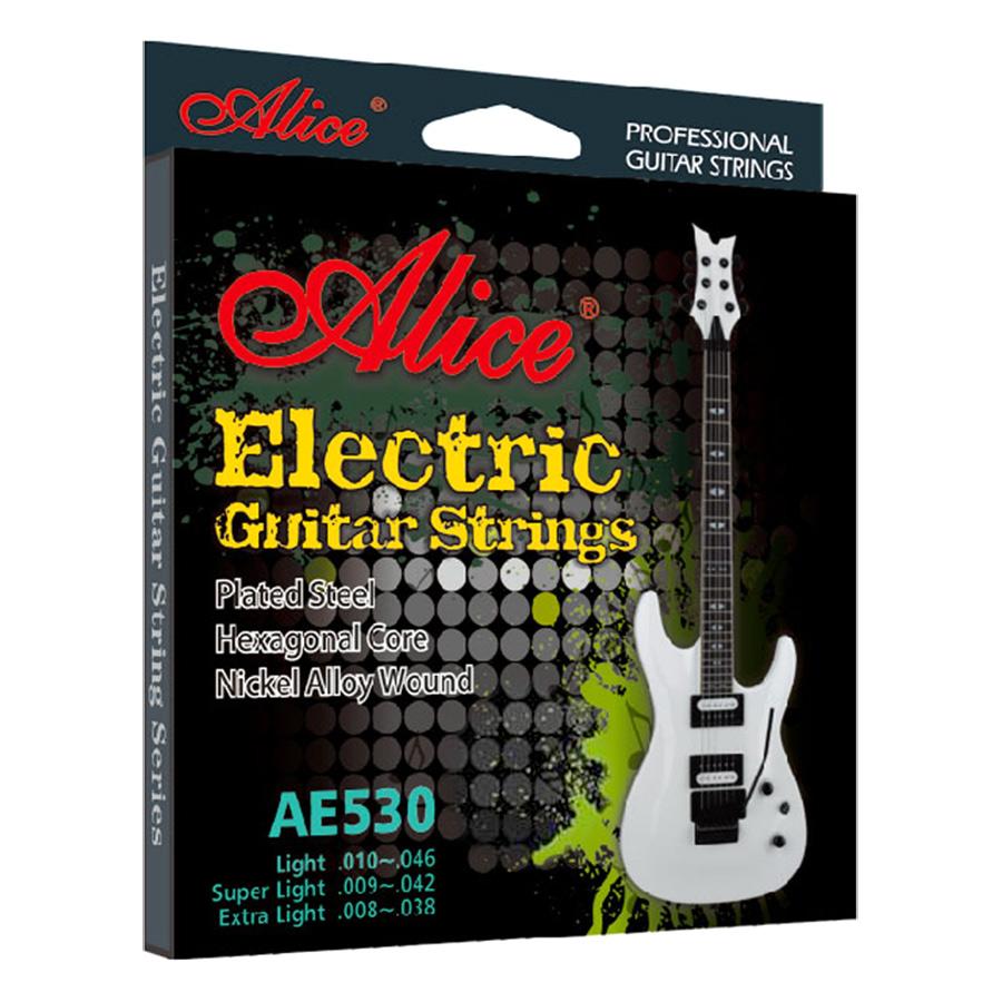 Dây Đàn Guitar Điện Alice AE530 - Bạc - 881078 , 4857918042068 , 62_1410685 , 99000 , Day-Dan-Guitar-Dien-Alice-AE530-Bac-62_1410685 , tiki.vn , Dây Đàn Guitar Điện Alice AE530 - Bạc