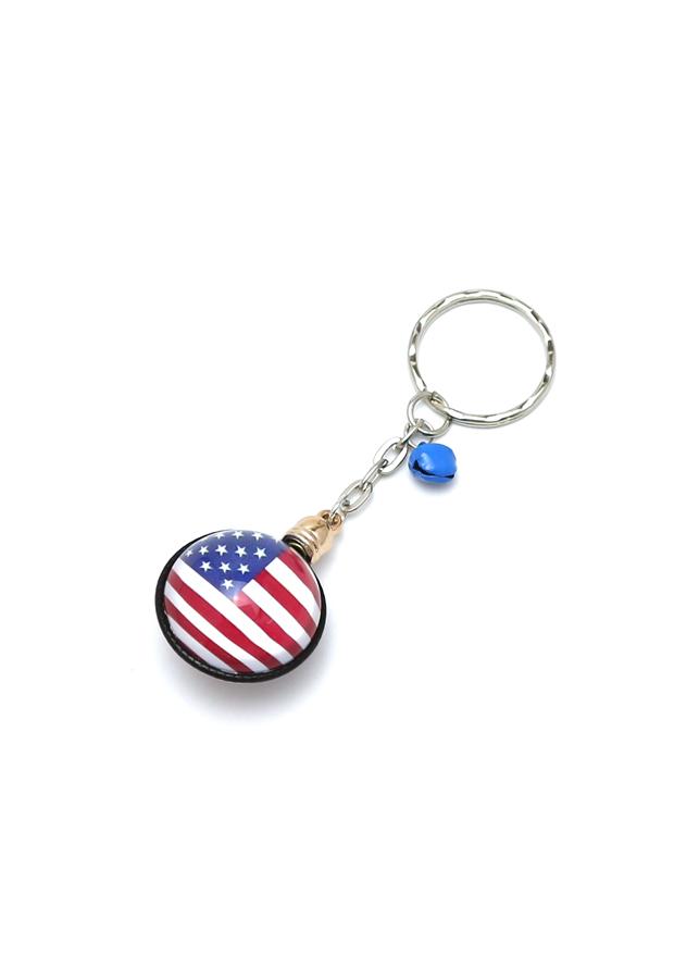 Móc khoá cờ Mỹ VTK0053