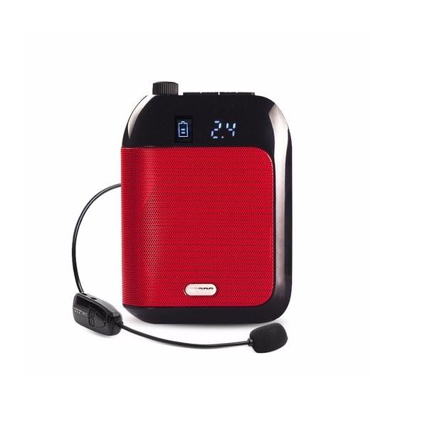 Máy trợ giảng không dây cao cấp Mỹ Aporo T9 2.4G Wireless - Kèm theo: 1 Micro ko dây + 1 Micro có dây cài tai  + 1 Micro có... - 774836 , 3492010553367 , 62_12867311 , 3083000 , May-tro-giang-khong-day-cao-cap-My-Aporo-T9-2.4G-Wireless-Kem-theo-1-Micro-ko-day-1-Micro-co-day-cai-tai-1-Micro-co...-62_12867311 , tiki.vn , Máy trợ giảng không dây cao cấp Mỹ Aporo T9 2.4G Wireless