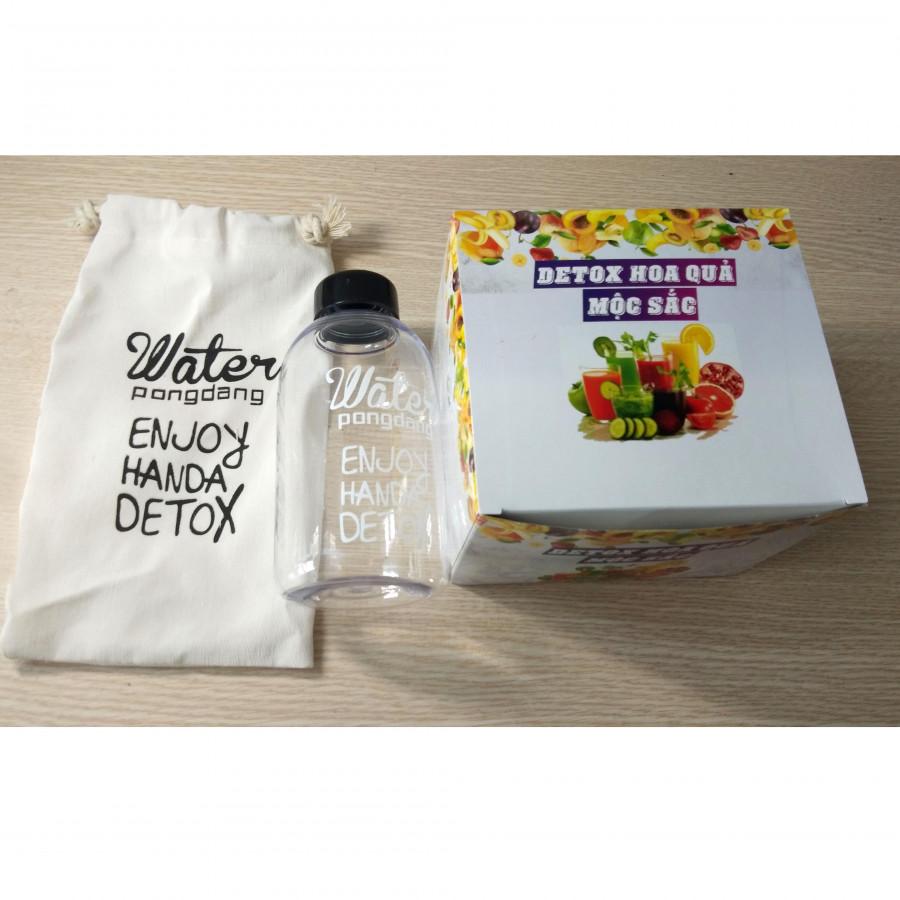 Detox hoa quả sấy Mộc Sắc 30 gói khác nhau tặng bình 650ml - 1620344 , 3412278777299 , 62_11232861 , 310000 , Detox-hoa-qua-say-Moc-Sac-30-goi-khac-nhau-tang-binh-650ml-62_11232861 , tiki.vn , Detox hoa quả sấy Mộc Sắc 30 gói khác nhau tặng bình 650ml