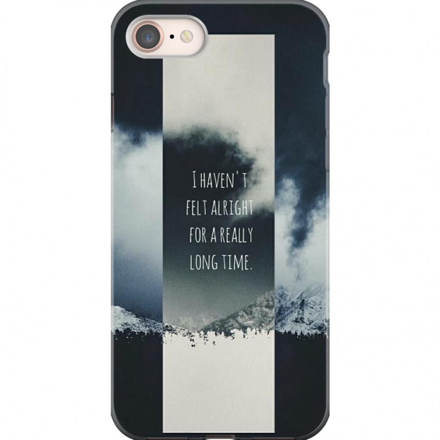 Ốp Lưng Cho Điện Thoại iPhone 5 / 5S / 5SE - Mẫu TAMTRANG1125