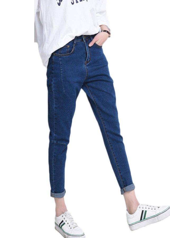 Quần jeans baggy cho cô nàng tomboy