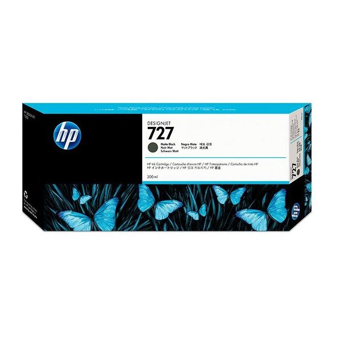 HP 727 300-ml Matte Black Ink Cartridge - Hàng chính hãng - 1872433 , 9131940010673 , 62_14247489 , 5000000 , HP-727-300-ml-Matte-Black-Ink-Cartridge-Hang-chinh-hang-62_14247489 , tiki.vn , HP 727 300-ml Matte Black Ink Cartridge - Hàng chính hãng
