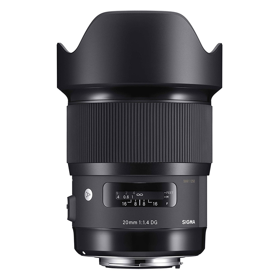 Ống Kính Sigma 20mm F1.4 DG HSM Art For Canon - Hàng Nhập Khẩu - 2020987 , 7274839501899 , 62_15288057 , 15690000 , Ong-Kinh-Sigma-20mm-F1.4-DG-HSM-Art-For-Canon-Hang-Nhap-Khau-62_15288057 , tiki.vn , Ống Kính Sigma 20mm F1.4 DG HSM Art For Canon - Hàng Nhập Khẩu