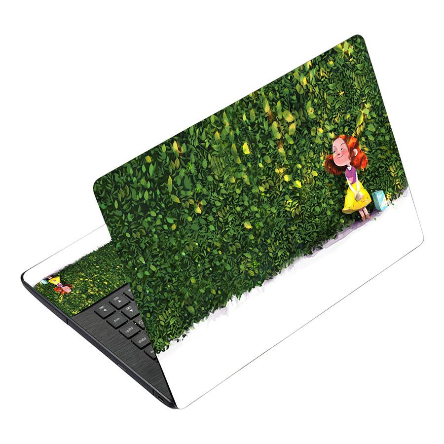 Miếng Dán Decal Dành Cho Laptop Mẫu Nghệ Thuật LTNT-488