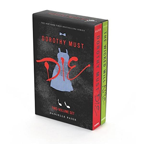 Dorothy Must Die 2-Book Box Set - 1704461 , 9835451423570 , 62_11845918 , 558000 , Dorothy-Must-Die-2-Book-Box-Set-62_11845918 , tiki.vn , Dorothy Must Die 2-Book Box Set