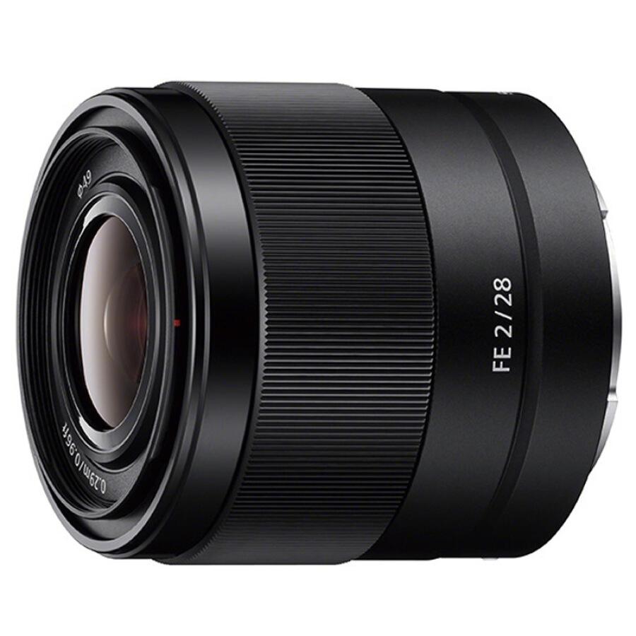 Lens Sony FE 28mm F2 Góc Rộng SEL28F20