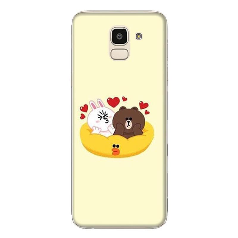 Ốp Lưng Dành Cho Samsung Galaxy J6 - Mẫu 101