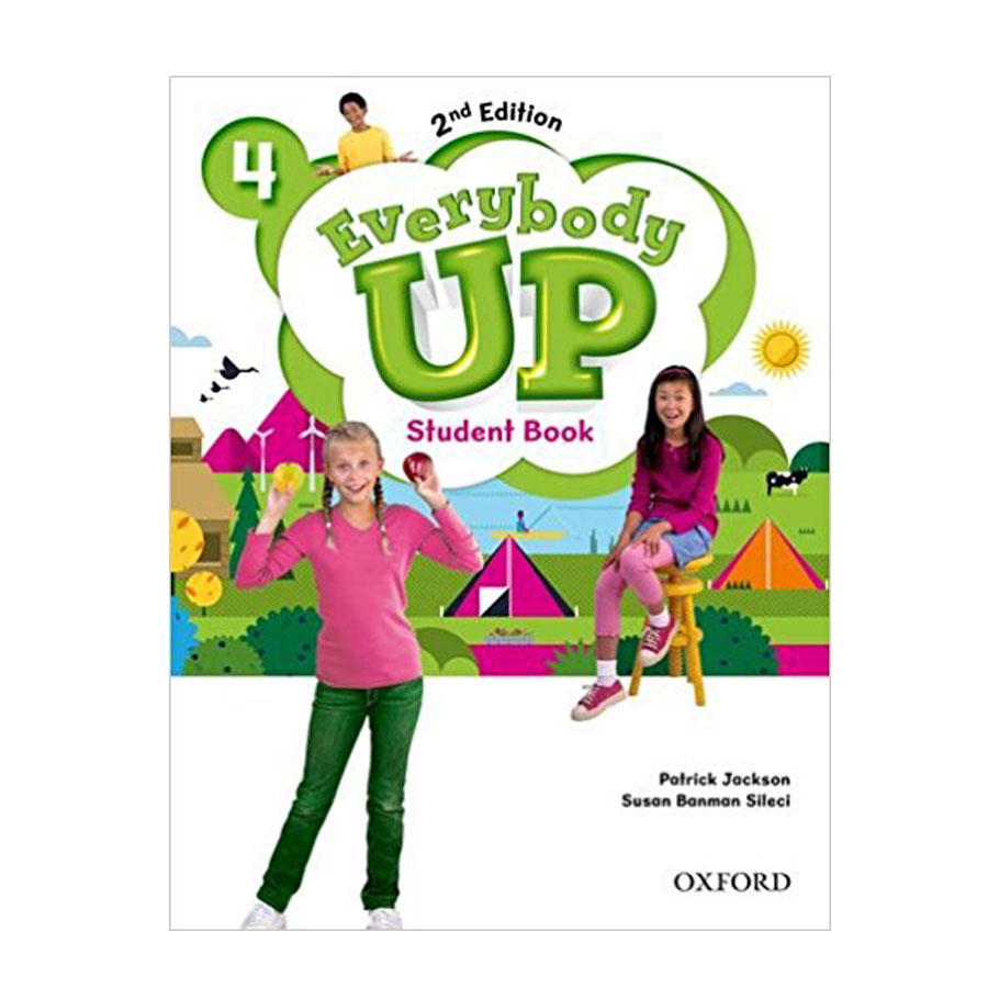 Everybody Up (2E) 4 Student Book