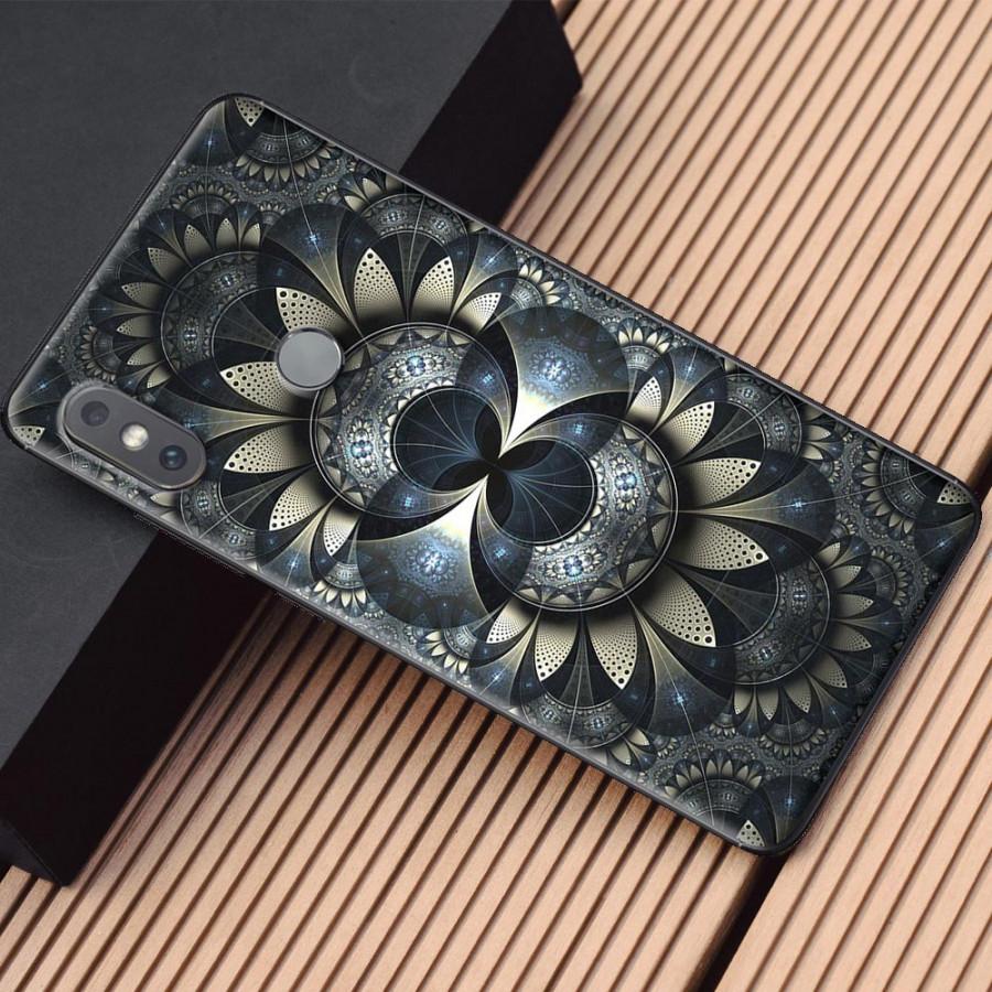 Ốp lưng dành cho Xiaomi Mi Mix 2S mẫu Họa tiết đối xứng