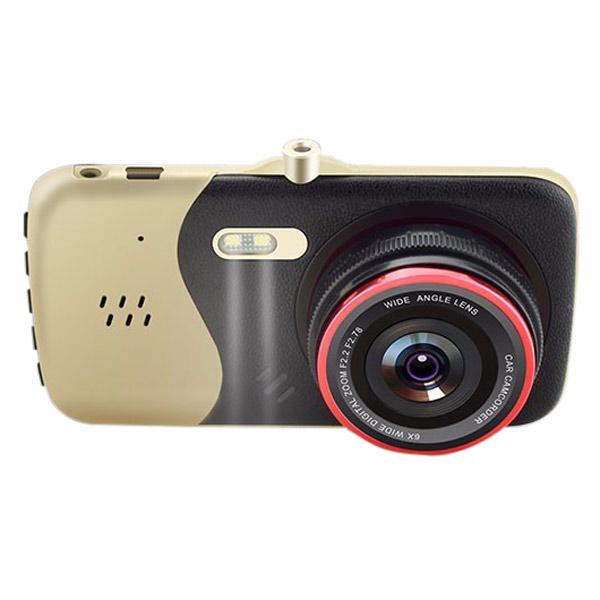 Camera Hành Trình Cao Cấp Dual Lens Camera Lùi 2560 Hình Ảnh Chân Thực  - Hàng Nhập Khẩu