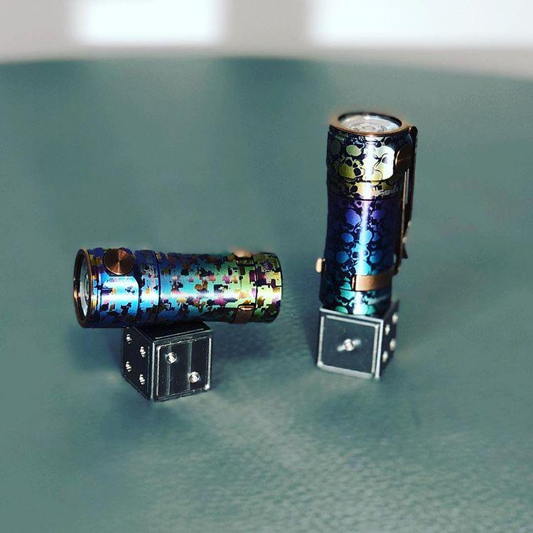 Đèn Pin Fenix - E16TI - 650 Lumens