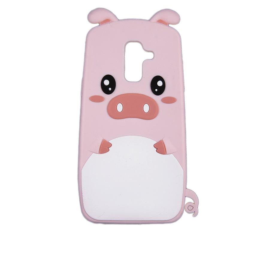 Ốp lưng cho Samsung A6 Plus heo hồng - 768658 , 7698356718743 , 62_10054185 , 99000 , Op-lung-cho-Samsung-A6-Plus-heo-hong-62_10054185 , tiki.vn , Ốp lưng cho Samsung A6 Plus heo hồng