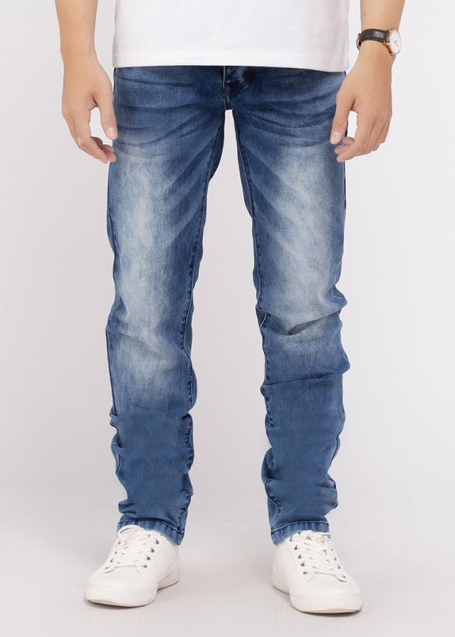 Quần Jeans Nam Skinny A91 JEANS 311 MSKBS311LG (Xanh nhạt)