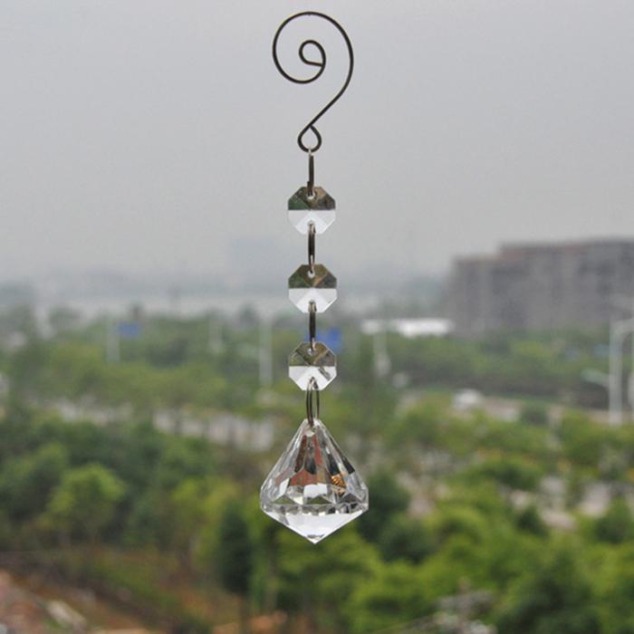 Đèn Chùm Treo Pha Lê Trang Trí