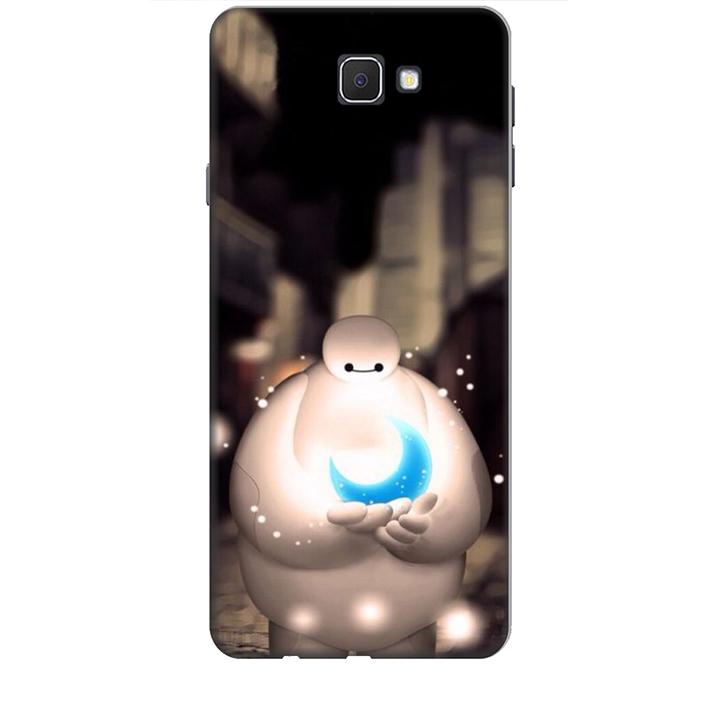 Ốp lưng dành cho điện thoại  SAMSUNG GALAXY J7 PRIME hình Big Hero Mẫu 05