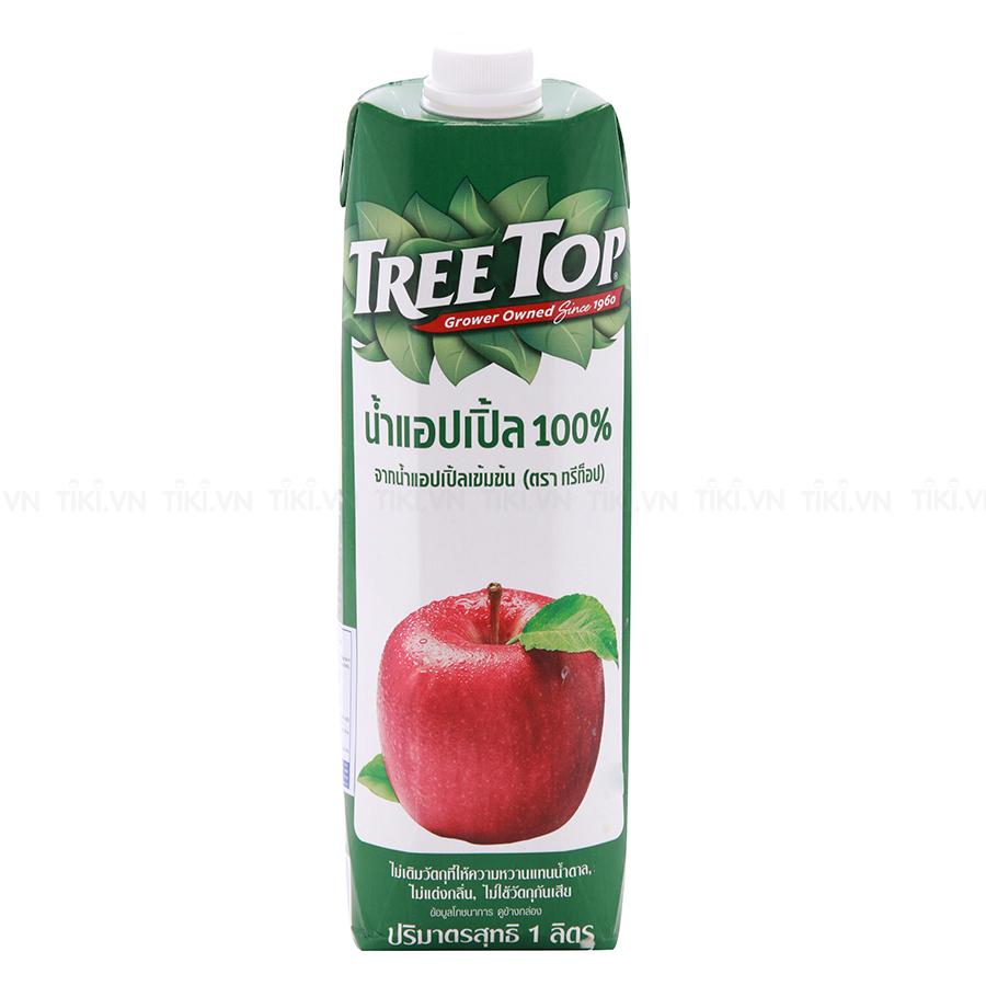 Nước Ép Táo Tree Top Uni-President (1L) - 1037589 , 4716908627756 , 62_3190017 , 47000 , Nuoc-Ep-Tao-Tree-Top-Uni-President-1L-62_3190017 , tiki.vn , Nước Ép Táo Tree Top Uni-President (1L)
