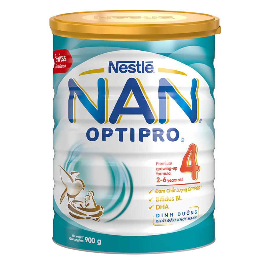 CRM - Sữa Bột Nestle NAN Optipro 4 (900g) - 4800361396431,62_268509,391000,tiki.vn,CRM-Sua-Bot-Nestle-NAN-Optipro-4-900g-62_268509,CRM - Sữa Bột Nestle NAN Optipro 4 (900g)